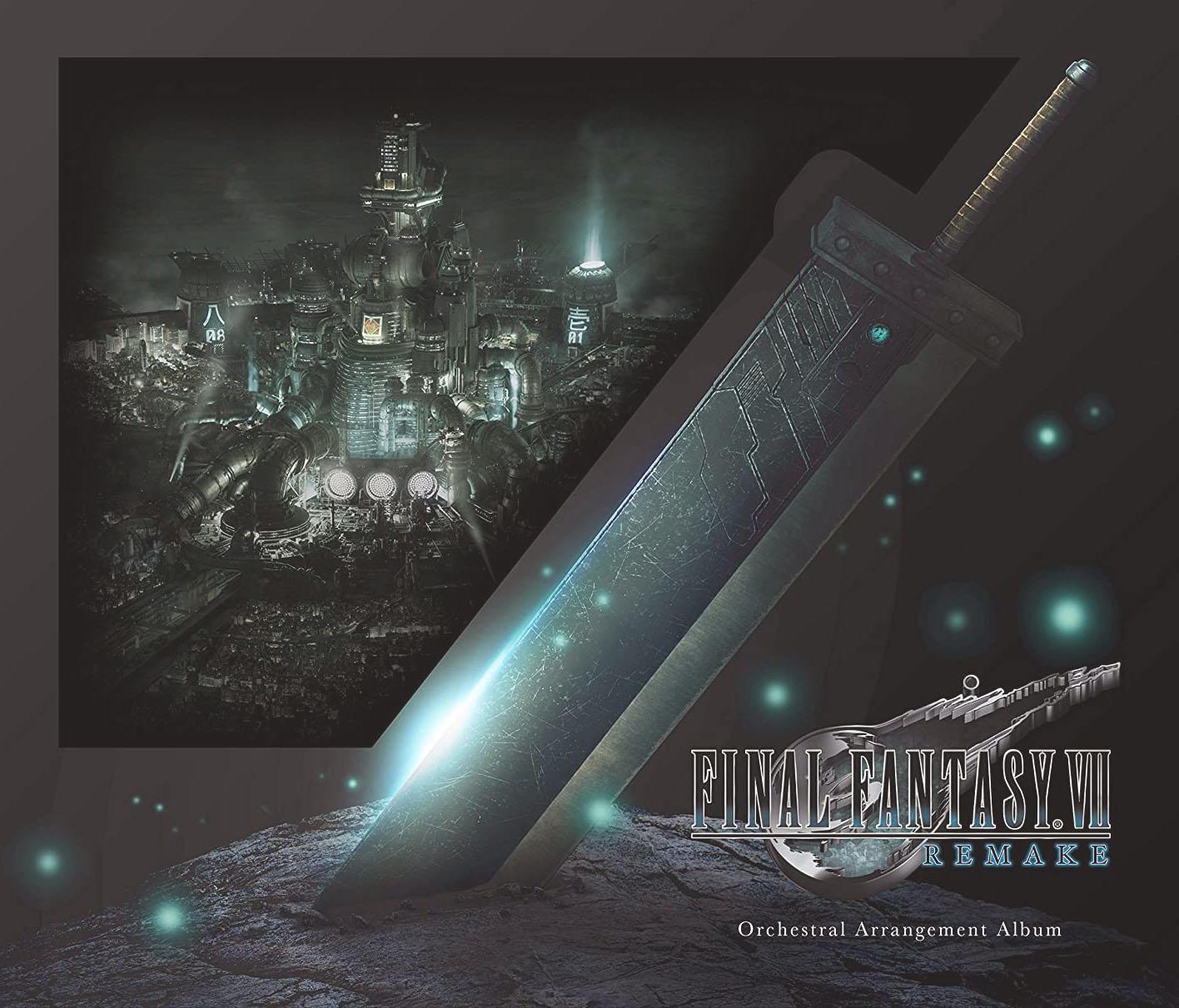FINAL FANTASY VII REMAKE Orchestral Arrangement Album [2020.10.07+MP3+RAR]