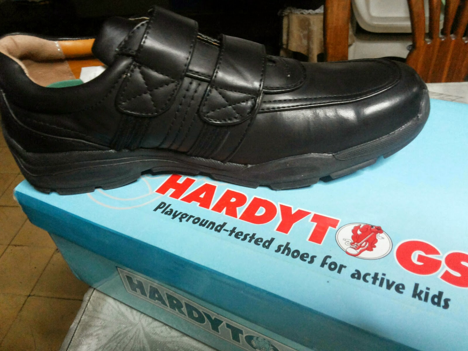 Hardy Togs Shoes Review