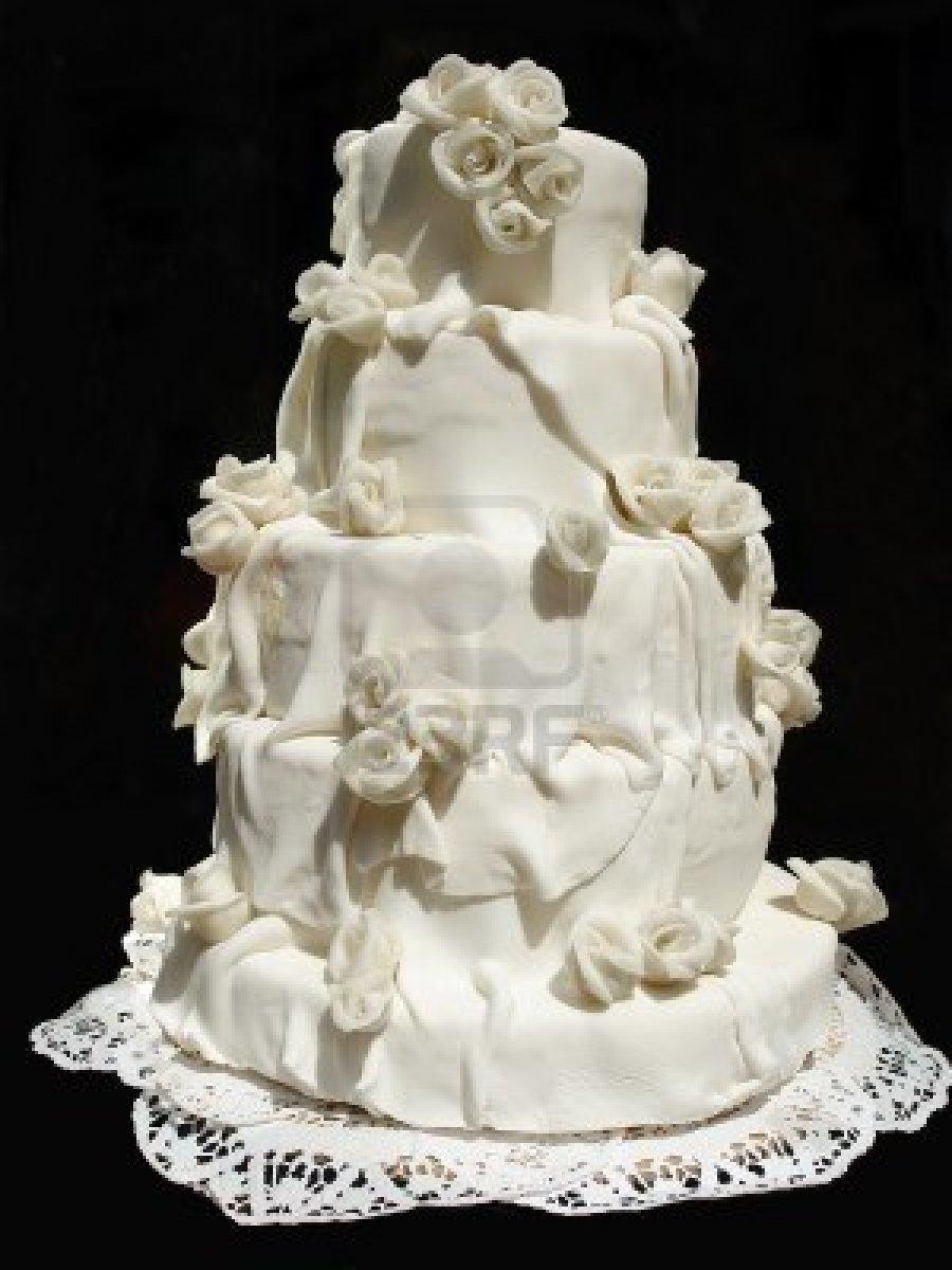 Wedding Cake Tropical
