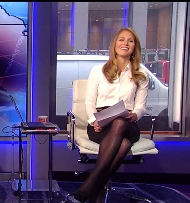 Fox news pantyhose