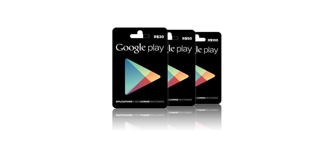 O Que é Um Cartão Presente Google Play E Para Que Serve