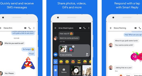 Samsung Messages Free Download on Android App