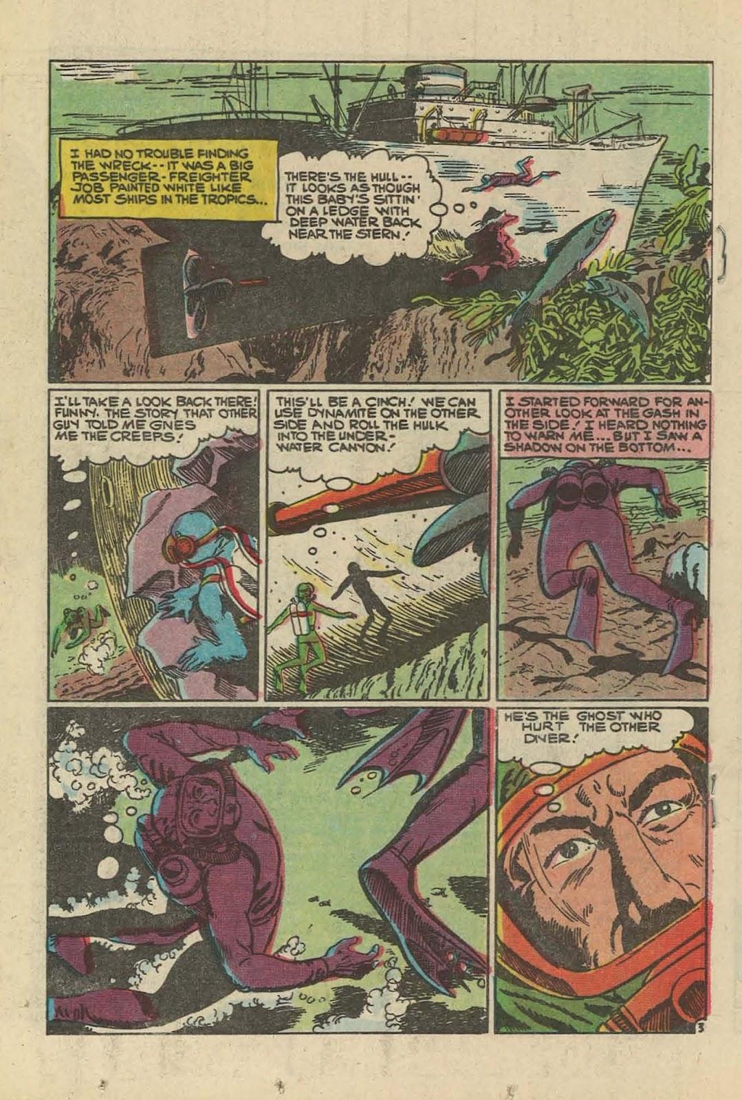 Read online Fightin' Navy comic -  Issue #131 - 18