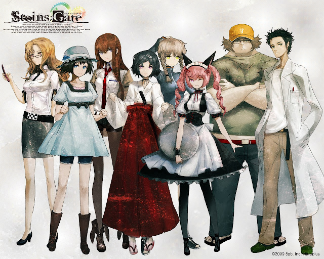 Review Anime: Steins;Gate