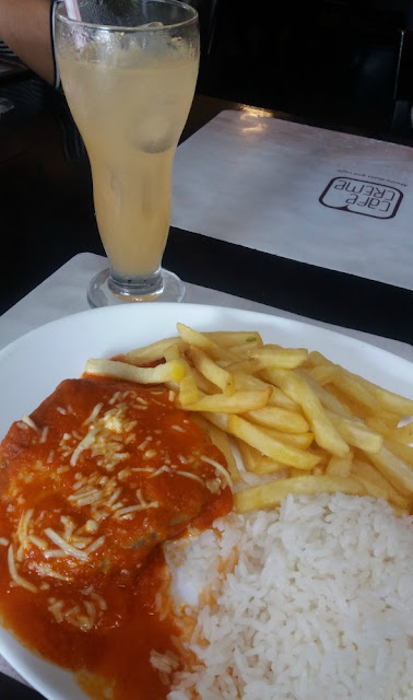Onde comer em São Paulo - Café Creme