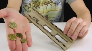 Cara Membuat Penyortir Koin dari Kadus