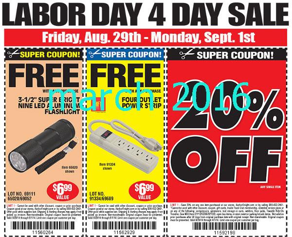 Jl freed coupons