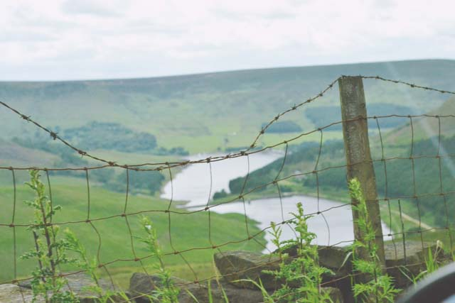 View of Greenfield Reservoir