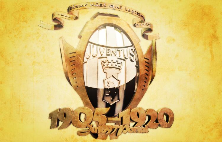 Historijat i evolucija grba Juventusa, prvi dio