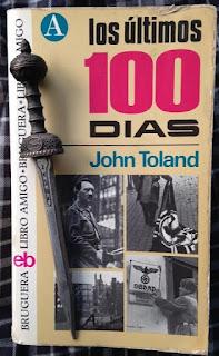 Portada del libro Los últimos 100 días, de John Toland