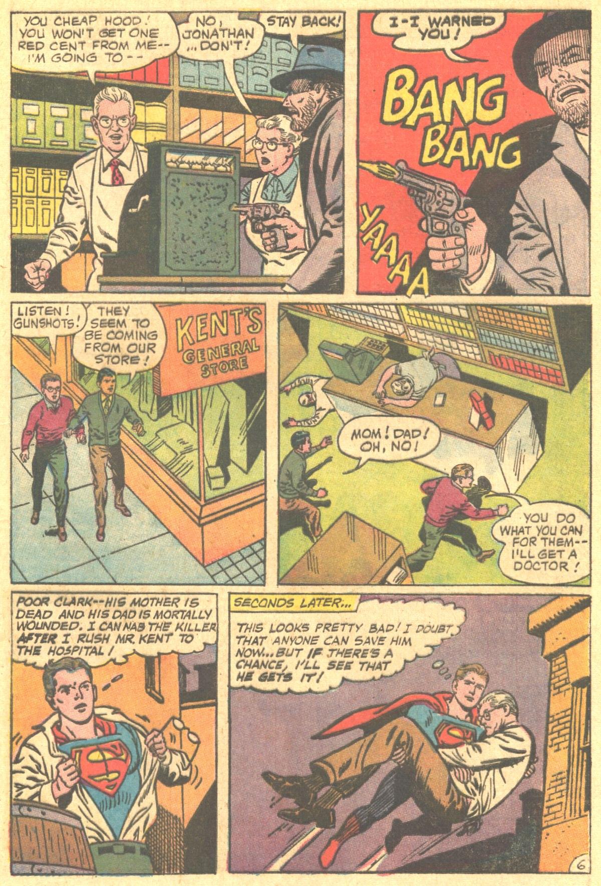 Read online World's Finest Comics comic -  Issue #167 - 9