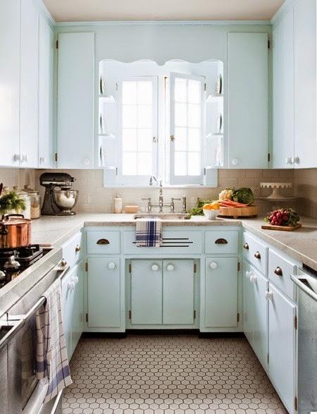 Decotips 4 tips para decorar cocinas peque as decoraci n - Fotos de cocinas pequenas y alargadas ...