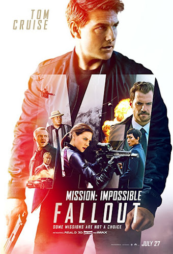Mission: Impossible – Fallout (BRRip 720p Dual Latino / Ingles) (2018)