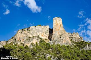 Panorámica de la Piedra del Palo