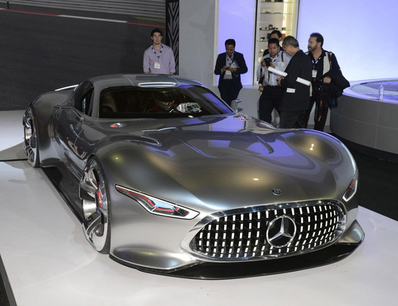 If It\'s Hip, It\'s Here (Archives): Mercedes-Benz Designs A Wicked ...