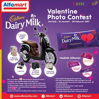 Lomba Foto Tema Valentine by Cadburry Hadiah Honda Scoopy
