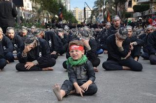 Syiah Lebanon Bungkus Perayaan Asyura dengan Donor Darah