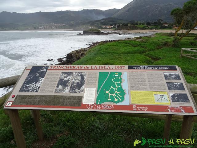 Ruta de los Misterios del Mar: Trincheras de la Isla