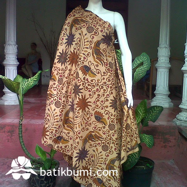 Kain Batik CAP  Kombi. TULIS Debyah MB 025
