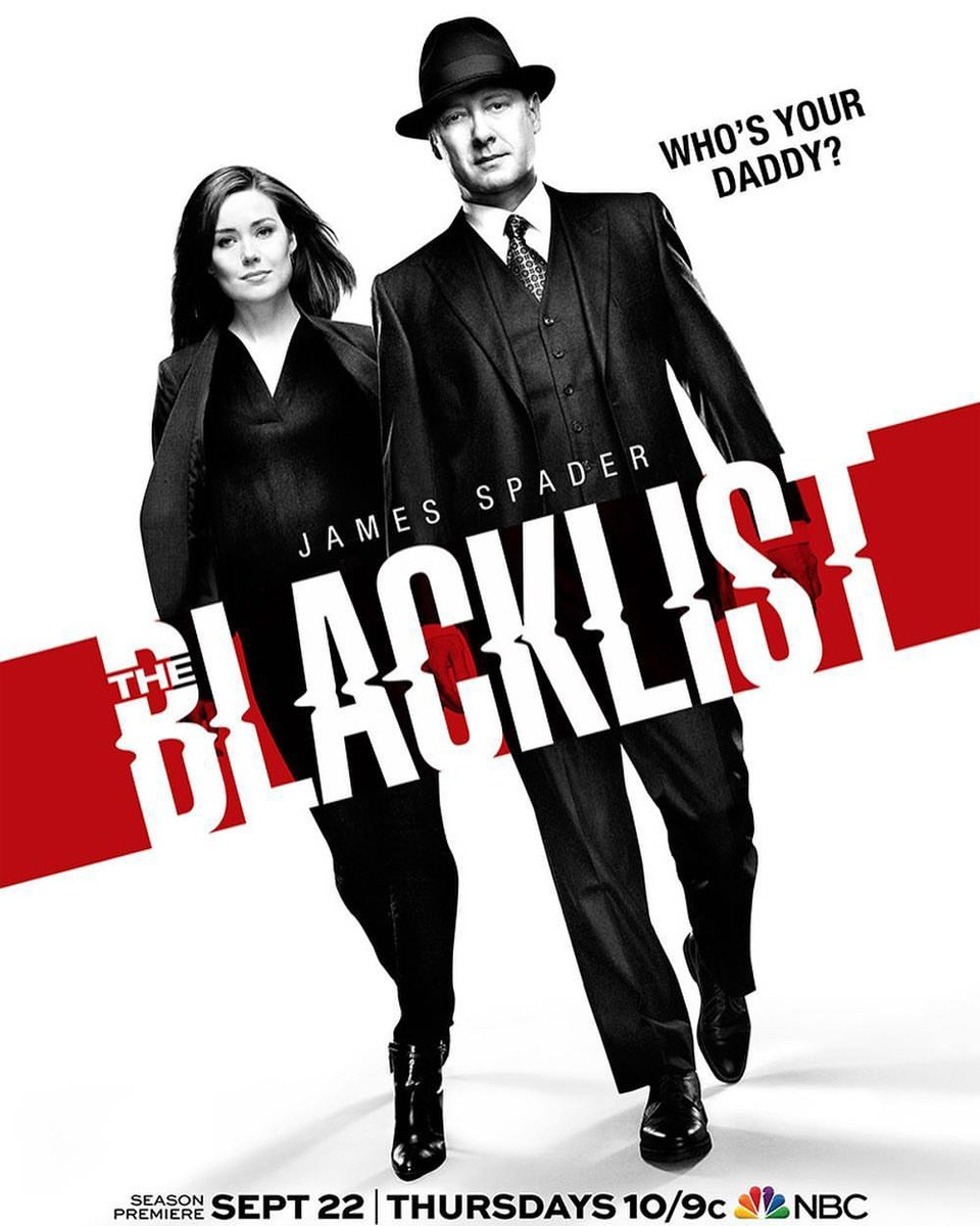 burning series the blacklist