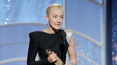 Golden Globes 2018 Saoirse Ronan