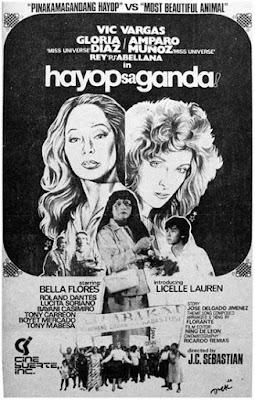 Животная красота / Hayop sa ganda. 1983.