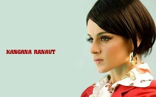Kangana Ranaut hair style images