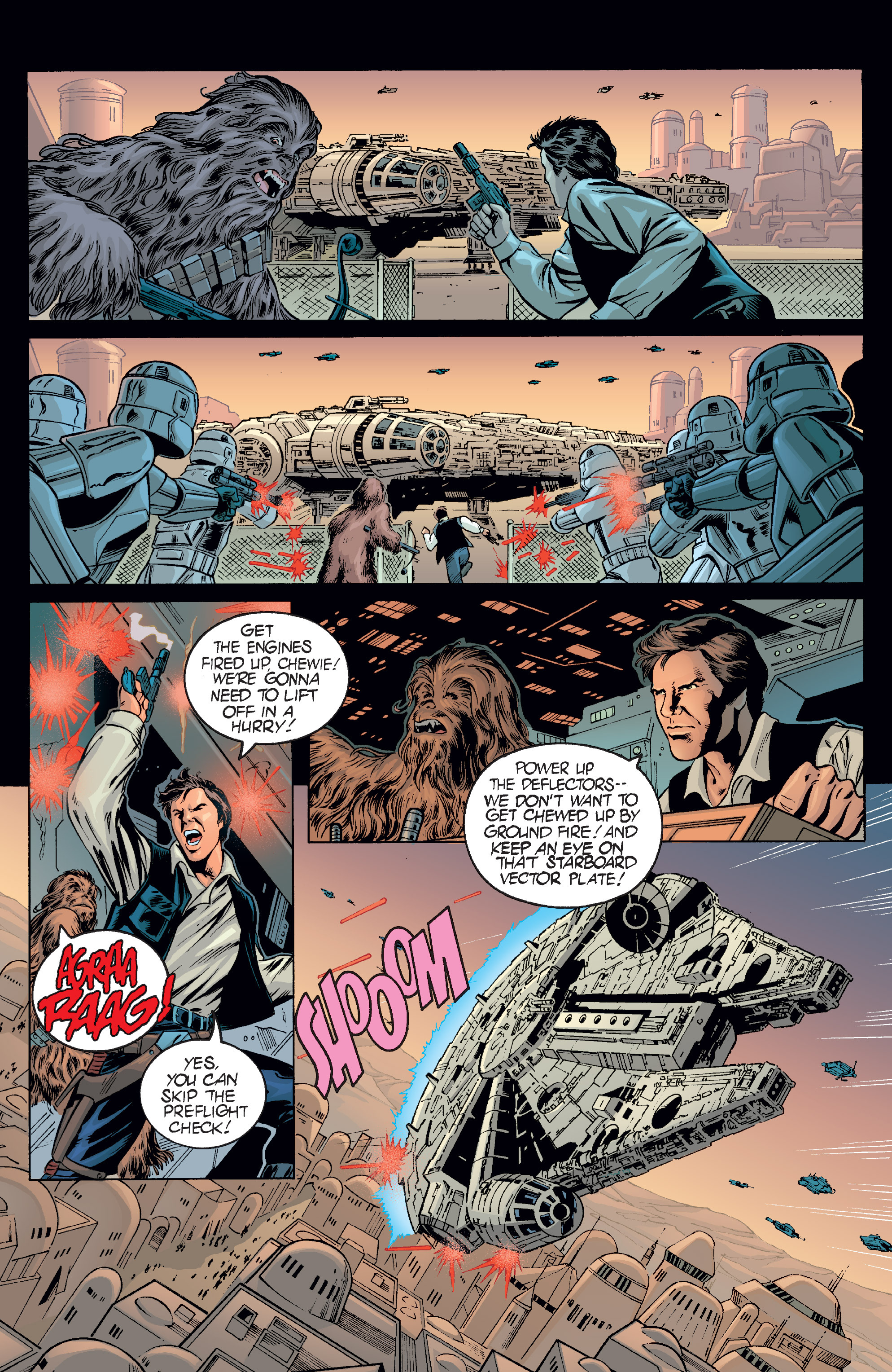 Read online Star Wars Omnibus comic -  Issue # Vol. 27 - 56
