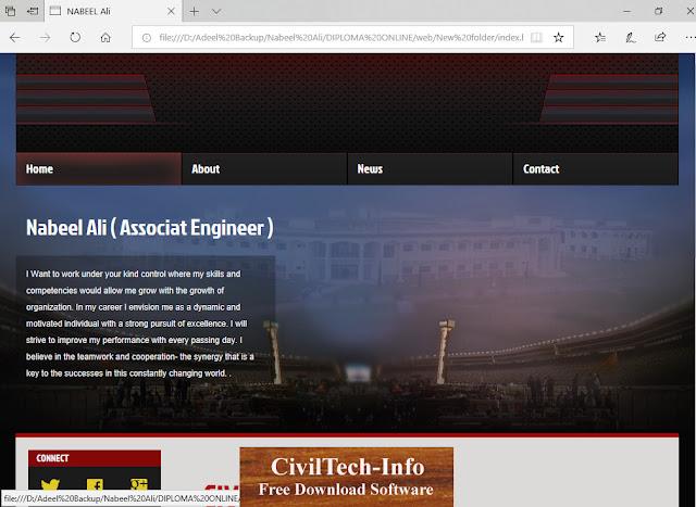 CivilTech | Info