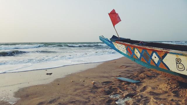 tjäreborg, gambia, Gambian rannikko
