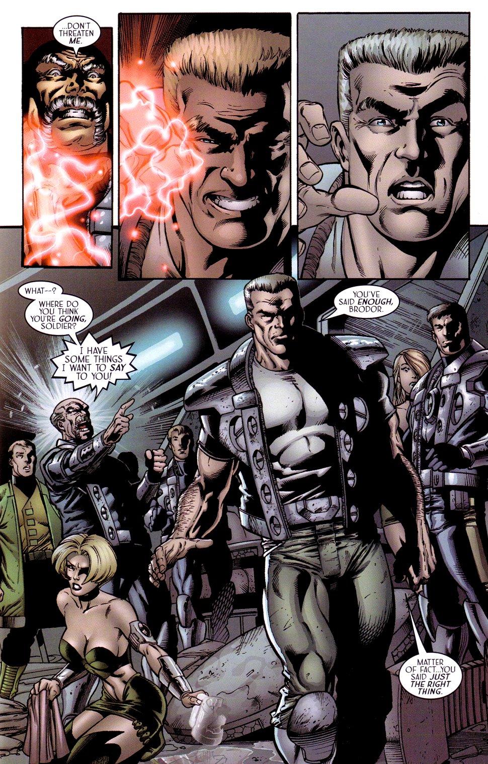 Read online Sigil (2000) comic -  Issue #15 - 17