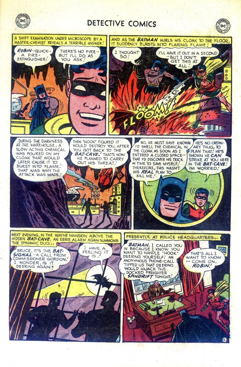 Read online Detective Comics (1937) comic -  Issue #188 - 7