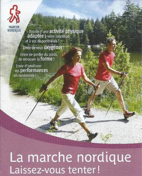 Marche nordique : bienfaits sur l'arthrose, l'ostéoporose...