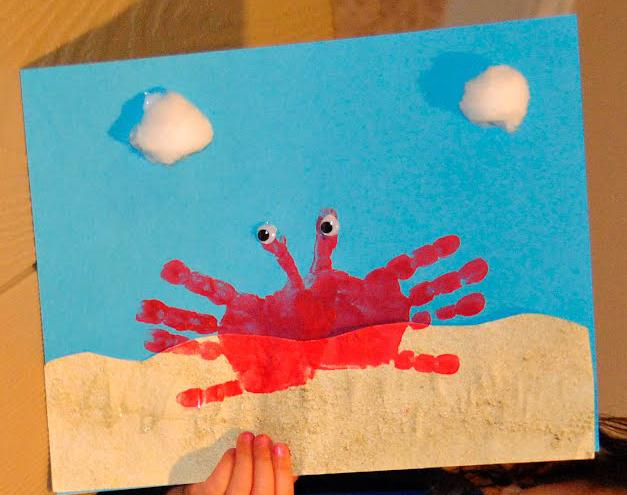Second Chance To Dream  15 Kids Beach Crafts