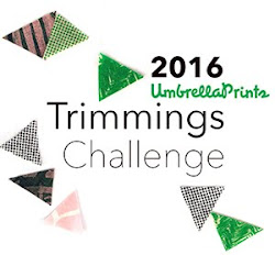 2016 Umbrella Prints Trimmings Challenge