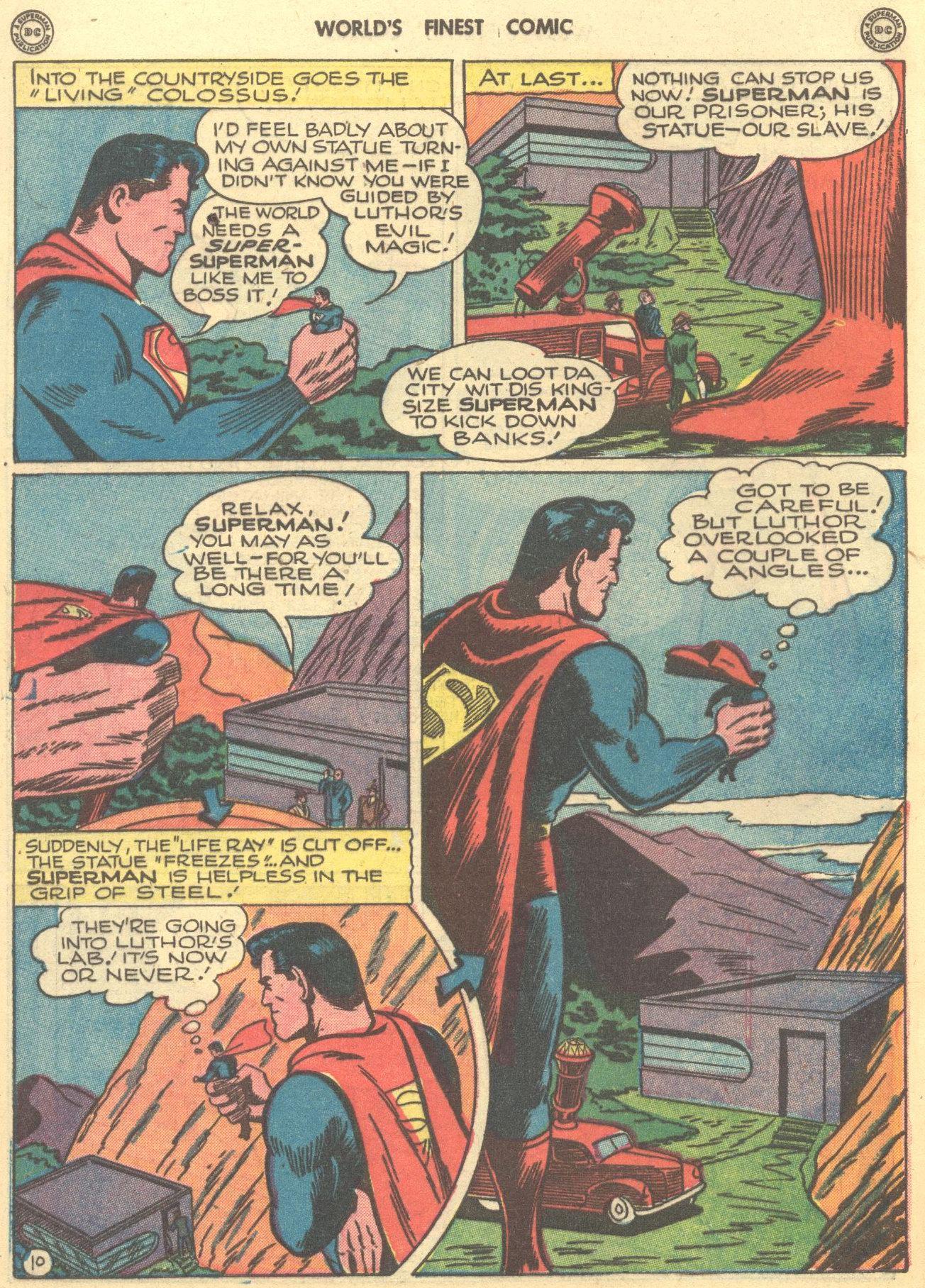 Read online World's Finest Comics comic -  Issue #28 - 11