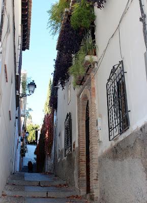 Callejear por Granada