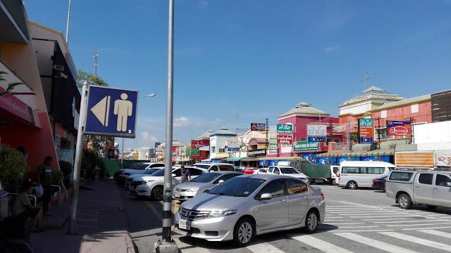 restarea-thailand タイの高速道路サービスエリア