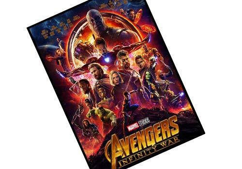 Avengers-Infinity War 2018 Review