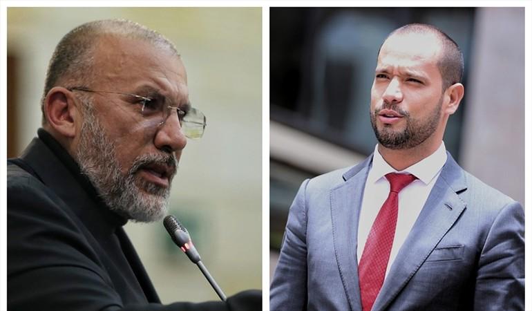 Juez niega tutela de Diego Cadena contra el senador Roy Barreras