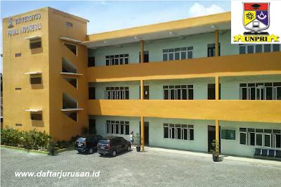 Daftar Fakultas dan Program Studi UNPRI Universitas Prima Indonesia Medan