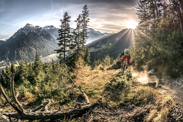 Flow Trail Saile Stubai Tal Mountainbike
