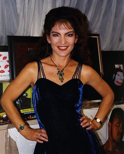 Sexy Bikini Celebrity Gallery: Brinke Stevens