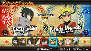 Download naruto shippuden ultimate ninja impact ppsspp