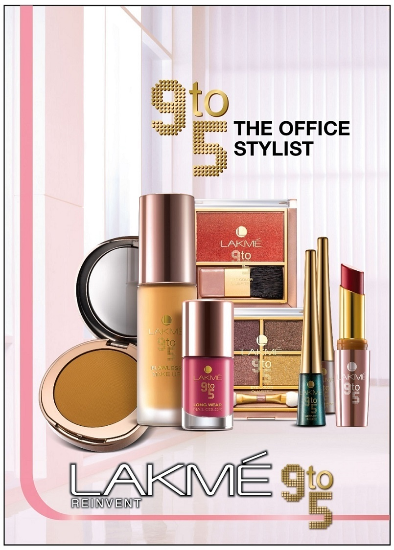 9 to 5 Flawless Makeup: