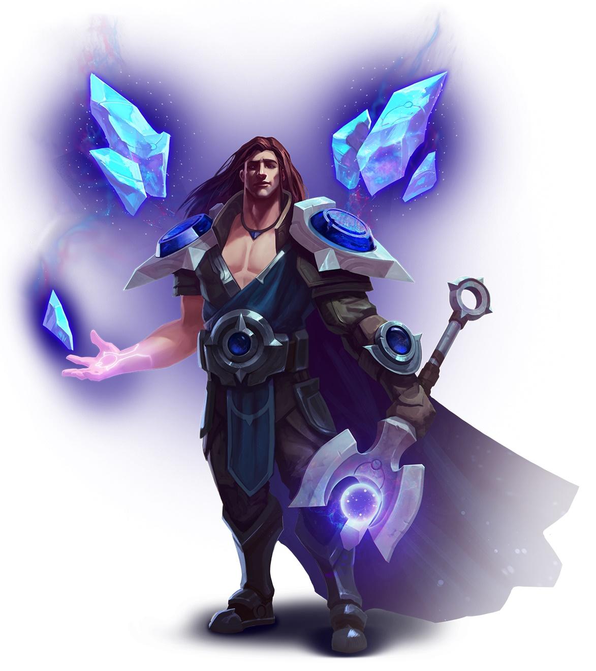 Ezreal Hd Wallpaper Surrender At 20 Champion Update Taric The Shield Of Valoran