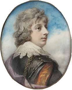 William Courtenay by Richard Cosway, 1793