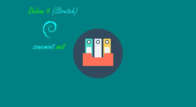 Daftar Repository Lokal Debian 9 (Stretch) Indonesia Tercepat,Terbaru