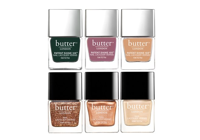 Nordstrom Anniversary Sale: Shoes of Prey for butter LONDON Nail Lacquer Set