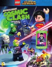 Lego DC Comics Super Heroes: Justice League - Cosmic Clash | Bmovies
